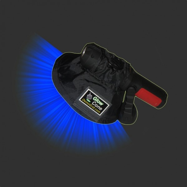 Glow Cone, UV Light Bar