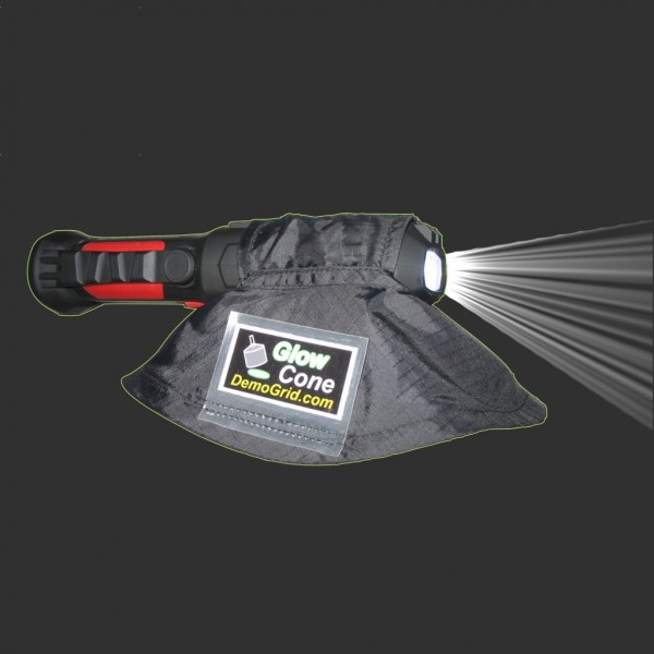 Glow Cone, White Flashlight