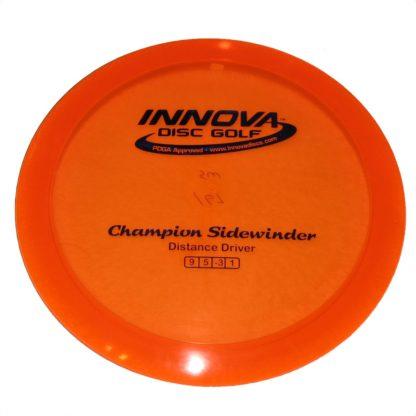 Innova Sidewinder Champion Distance Driver Disc Golf Disc
