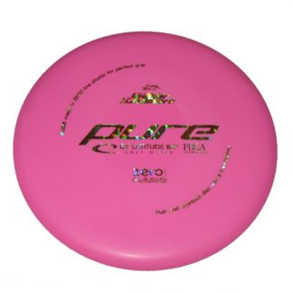 Latitude 64 Pure Zero Hard Putt and Approach Disc Golf Disc