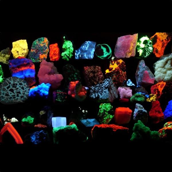 Minerals Gemstone Verification