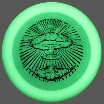 Glow Disc Golf Disc