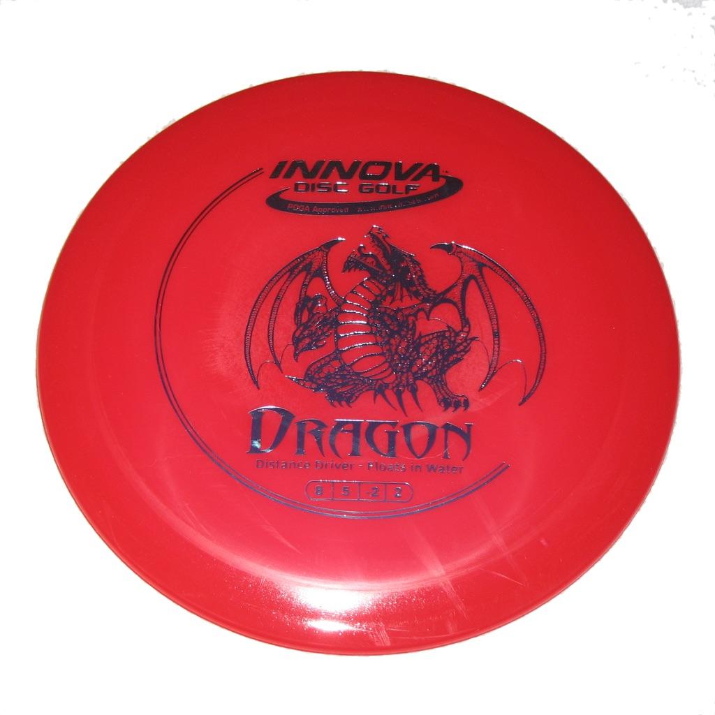 Innova Dragon DX Fairway Driver Disc Golf Disc – DemoGrid on