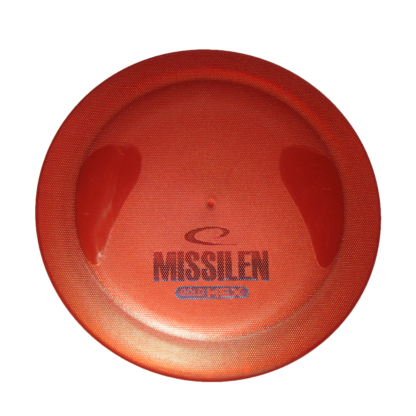 Latitude Gold Missilen Hex Disc Golf Disc