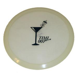 Discmania MD3 Glow Midrange Disc Golf Disc