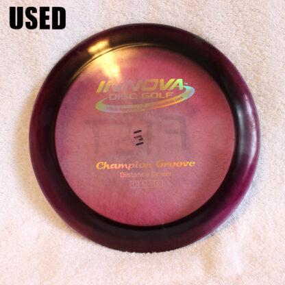 Innova Champion Grove Distance Driver Disc Golf Disc
