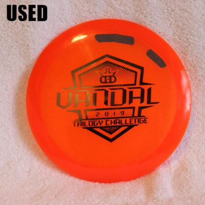 Dynamic Discs Lucid Vandal Distance Driver Disc Golf Disc