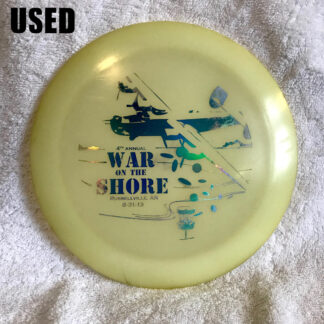 Innova Champion Glow Katana Distance Driver Disc Golf Disc War On The Shore Stamp