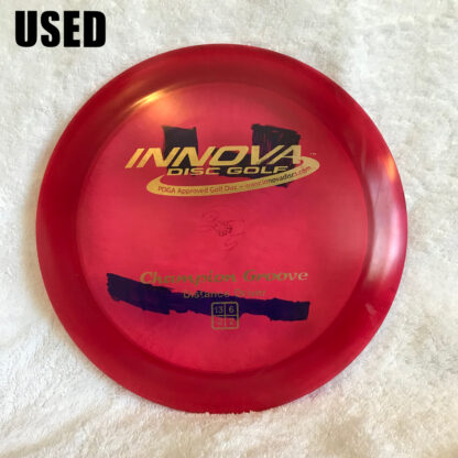 Innova Champion Grove Distance Driver Disc Golf Disc