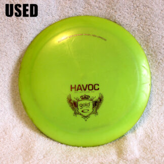 Latitude 64 Gold Line Havoc Distance Driver Disc Golf Disc.